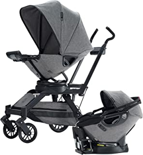 Amazon.com : Orbit Baby G3 Travel System - Car Seat and Frame ...