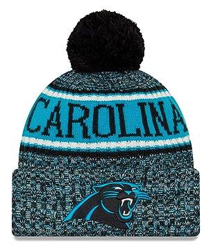 c96226e6b New Era NFL Carolina Panthers 2018 Sideline Reverse Sport Knit ...