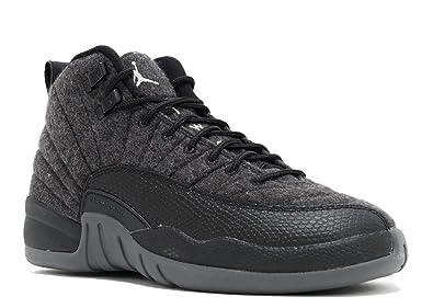 best cheap 403e8 7fa21 Nike AIR Jordan 12 Retro Wool BG (GS) - 852626-003 - Size 7 ...