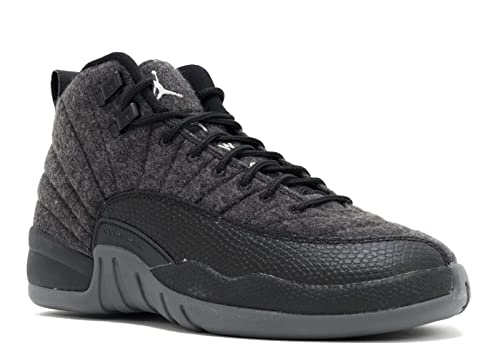 276f5fec805451 Nike AIR Jordan 12 Retro Wool BG (GS) - 852626-003 - Size 7  Buy Online at  Low Prices in India - Amazon.in