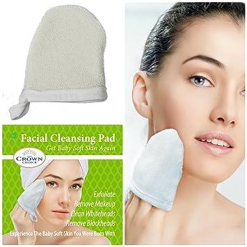 face scrubber pad