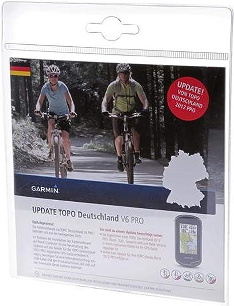 Garmin TOPO Germany v6 PRO - Software de navegación (RAM de 1024 ...