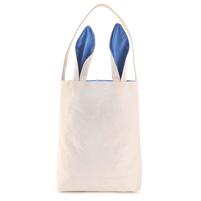 クリスマスギフトバッグからNorth Poleサンタギフトソックス袋バッグfor Kids Present Xmasバッグfor Selfカスタマイズ、大容量 12*14IN Easter handbag bag -6 B01MXYSIXI Easter Handbag Bag -6 Easter Handbag Bag -6