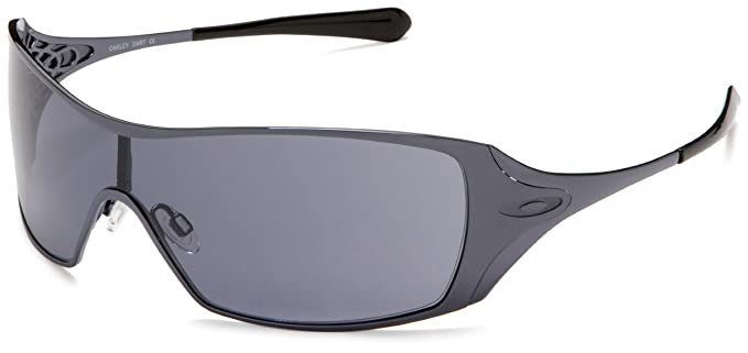 Dart Framegrey Lens Women's Size Oakley slate one Sunglasses W2DIYE9H