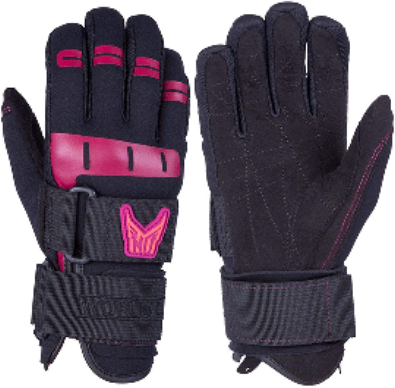 HO Sports Women World Cup Gloves Ski Wakeboard Wakesurf M