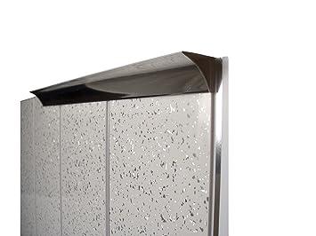 Bevorzugt Chrom 8 mm Hohlkehlen Rand Paneele PVC Kunststoff Verkleidung EM97