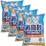 アイリスオーヤマ  消臭砂シリカゲルサンド 5L×4袋 SGS-50