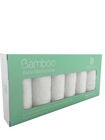 Amazon.com: frijoles de sauce bebé paños de bambú color ...