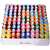 Reglox 100 Thread Spools 150 Meter Each Sewing Thread