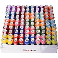 Reglox 100 Thread Spools 150 Meter Each Sewing Thread