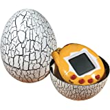 Aitos Digital Friends 90s Nostalgique Jouet 49 Animaux Fantastique Electronic Virtual Pet Game Surprise Dinosaur Egg Enfants Halloween Christmas Cadeau Blanc