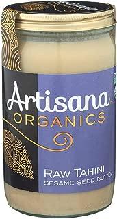 product image for Artisana Organics Raw Tahini Sesame Seed Butter, 14-ounce Jars (Pack of 6)