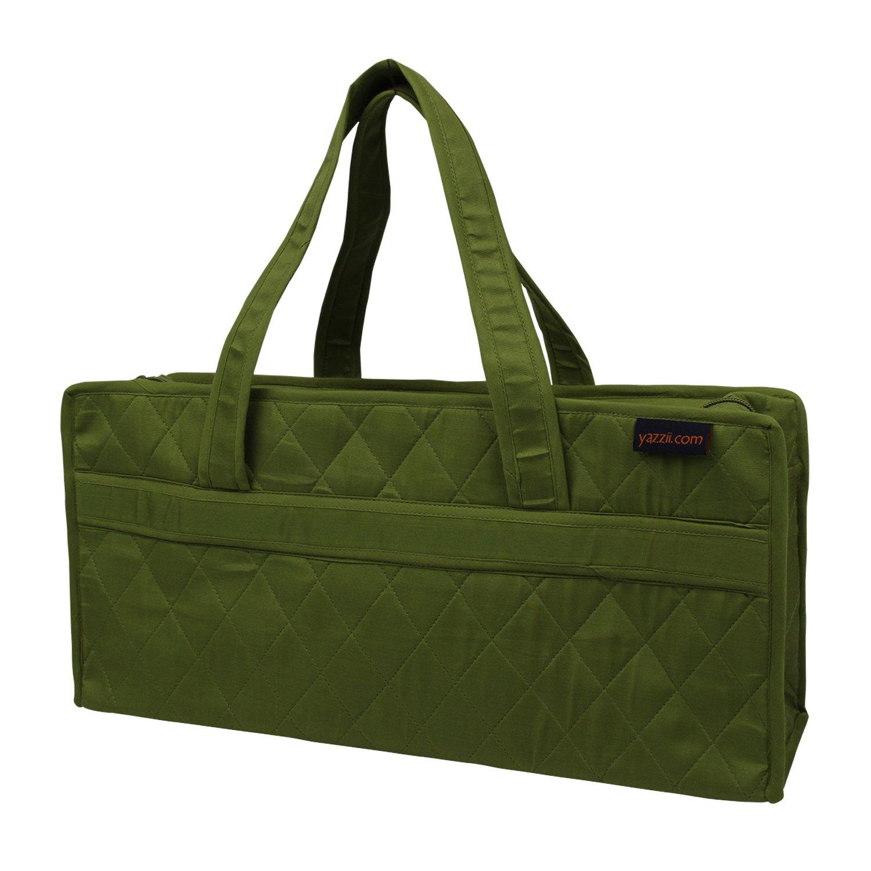 Yazzii CA 170 G Knitting Bag, Small, Green
