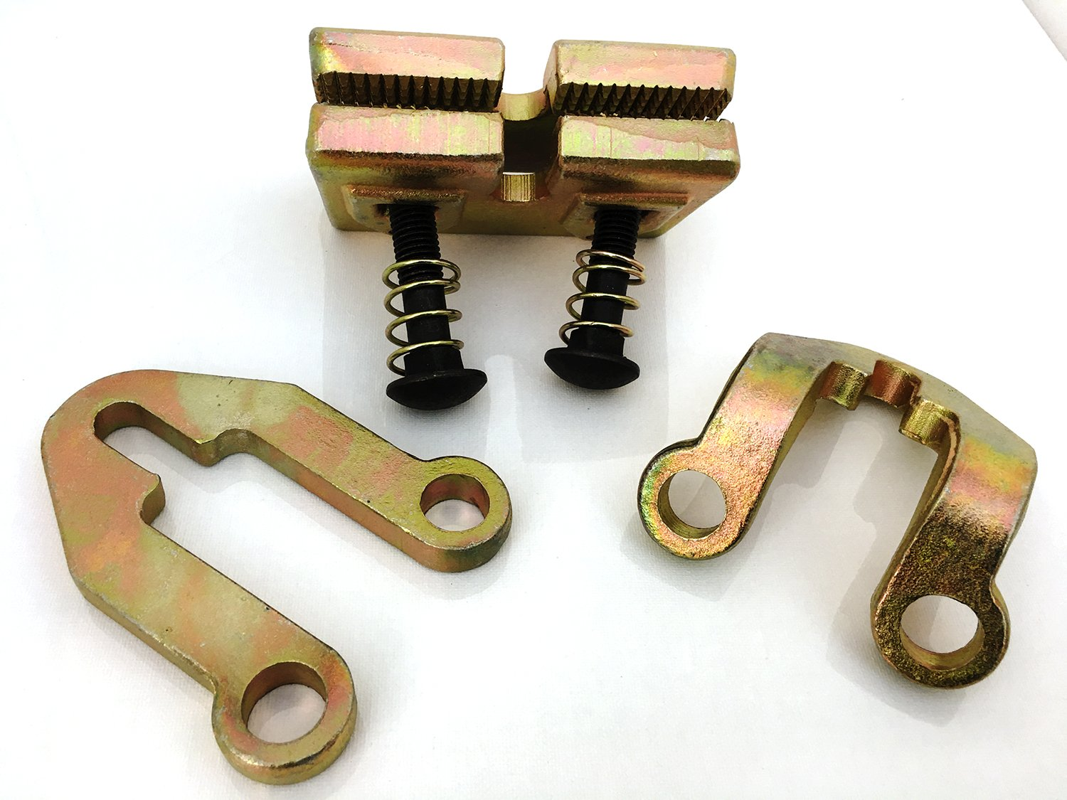 Frame Pulling Clamps (TWO WAY) 5 AND 3 Ton Pulling Capacity by Dynamic Automotive Supplies (Image #5)