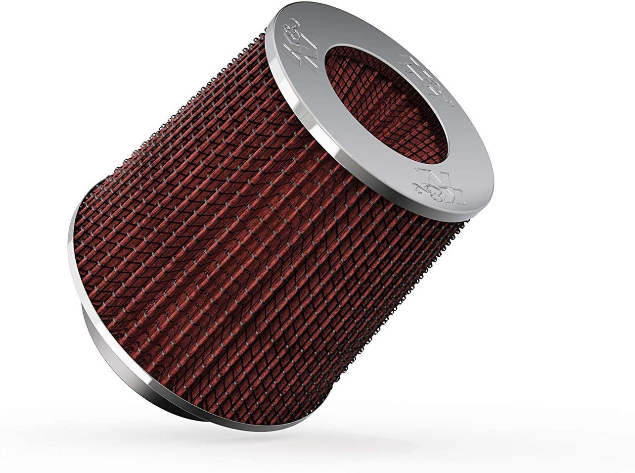 K And N Rg 1001rd Universal Chrome Filter Auto