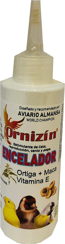 ORNIZIN ENCELADOR (Ortiga + Vit E + Maca) 160 ml