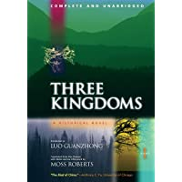 Three Kingdoms, A Historical Novel: Complete and Unabridged: 1