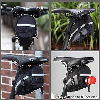 Fahrrad Satteltasche Wasserdicht Fahrradsitz Tasche für MTB Rennrad Faltrad 1.2L