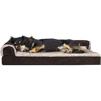 Amazon.com: FurHaven - Cama para perro, M: Mascotas