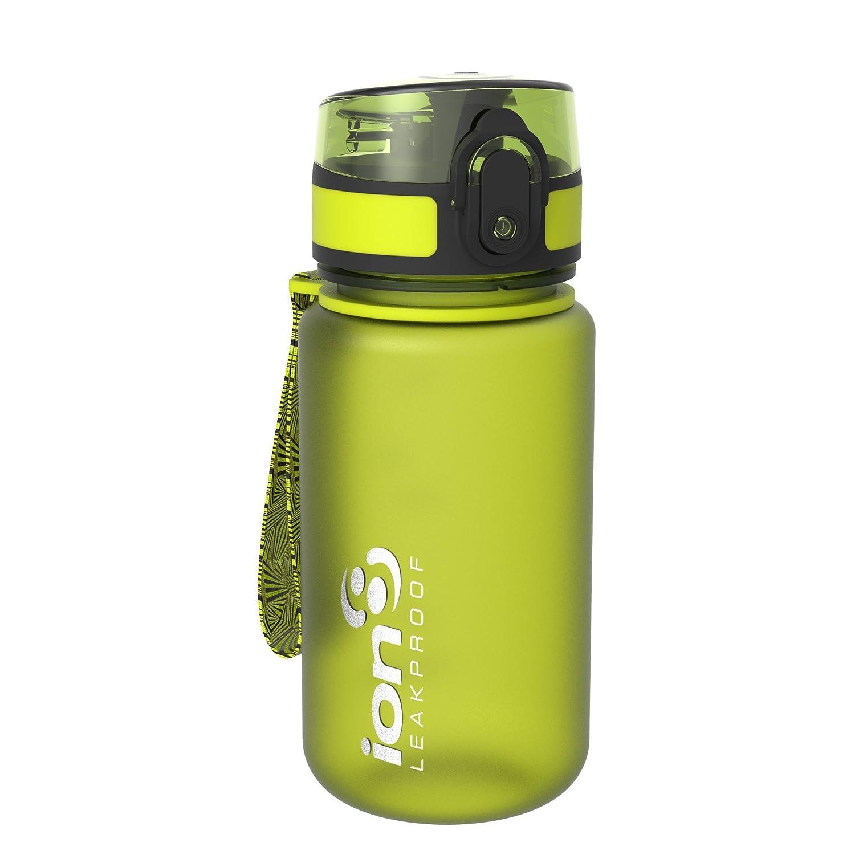 Ion8 Pod Leak Proof BPA Free Kids Water Bottle, 350ml 12 oz