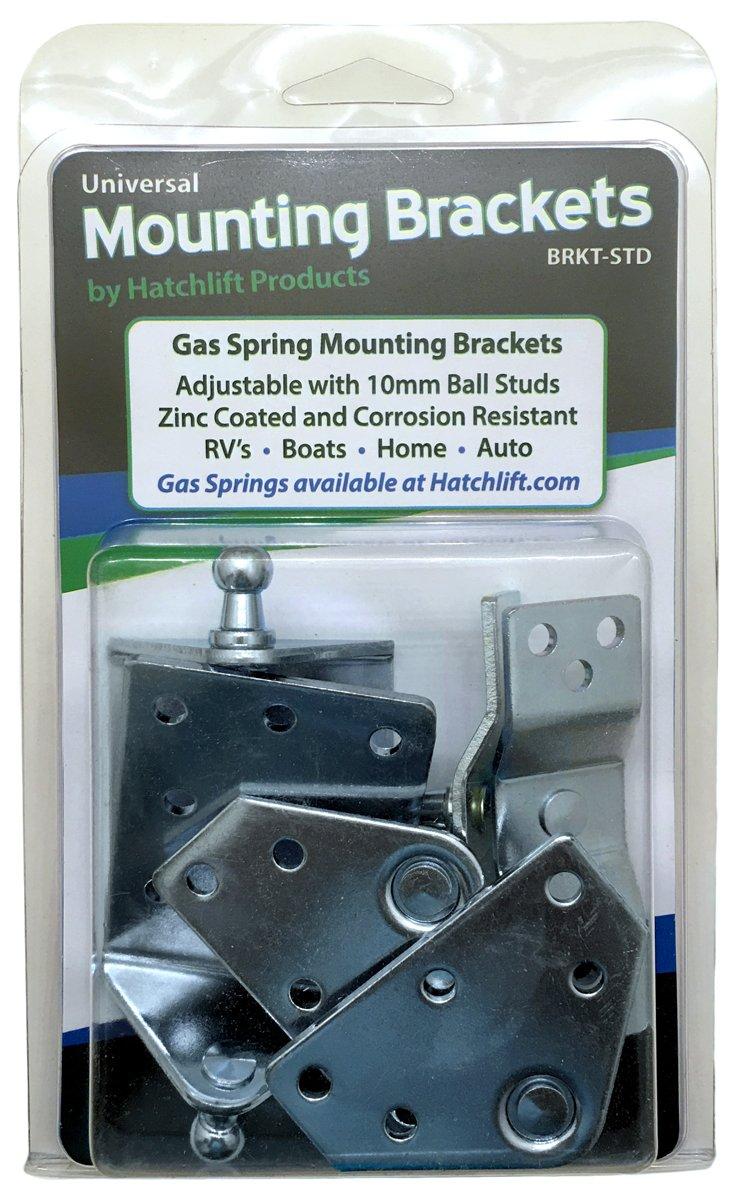 Hatchlift Brkt-Std Mounting Brackets Standard
