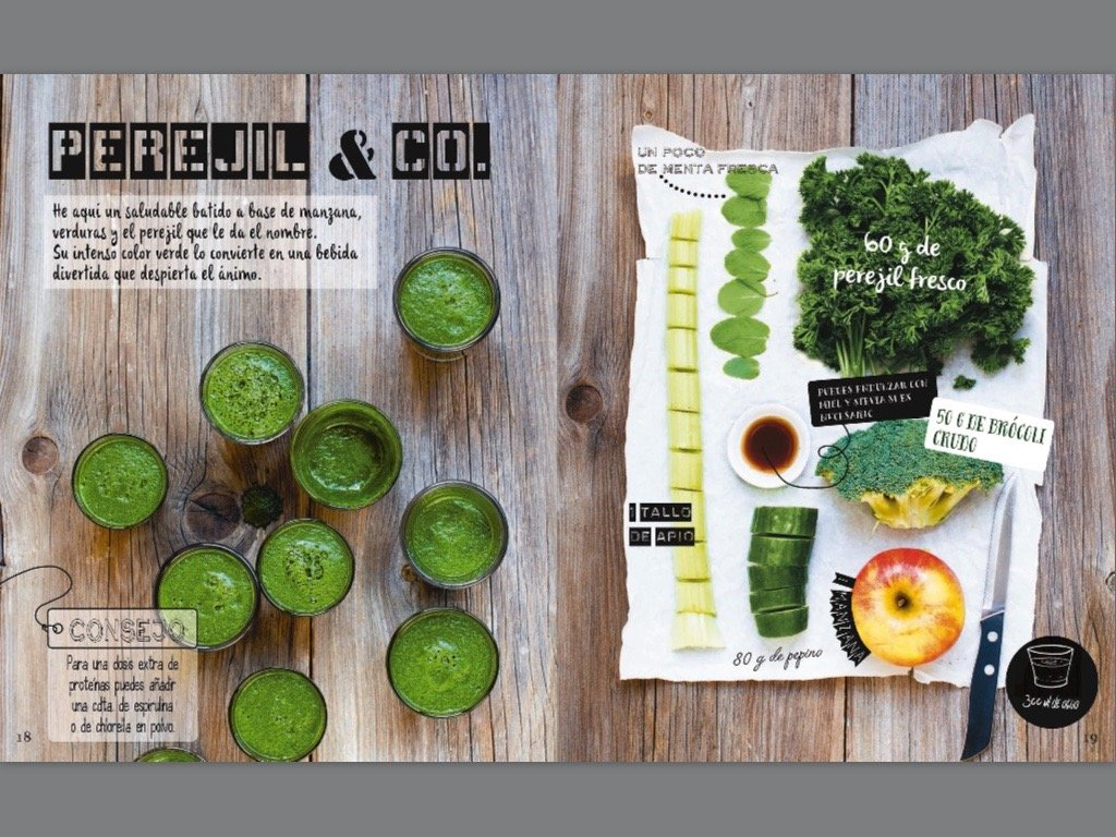 El gran libro de los zumos / Green Smoothies (Spanish Edition): Irina Pawassar, Tanja Dusy: 9788416449149: Amazon.com: Books
