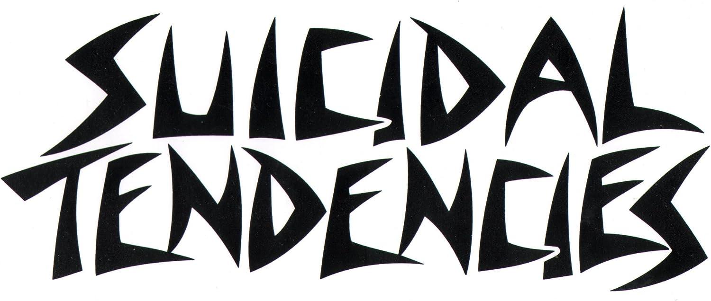 punk rock thrash metal venice dogtown Suicidal Tendencies Skateboard Sticker