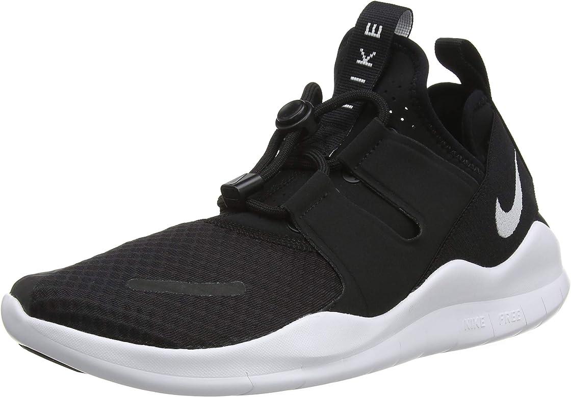 Nike Free RN CMTR 2018, Zapatillas de Running para Hombre, Negro (Black/White 001), 40 EU: Amazon.es: Zapatos y complementos
