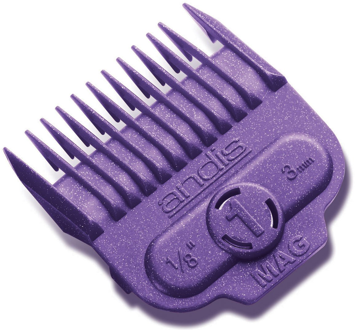 Andis Magnetic Attachment Comb Size 1 (1/8 Inch - 3mm) 66435