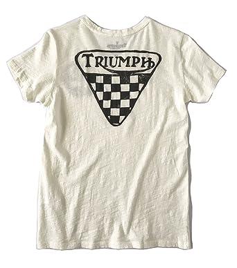 48b608b3b Lucky Brand Women's Triumph 72 Tee Shirt Vintage Look at Amazon ...