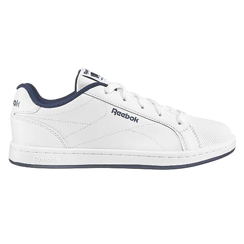 Reebok Royal Complete CLN, Zapatillas de Deporte Unisex niños, Blanco (White/Collegiate