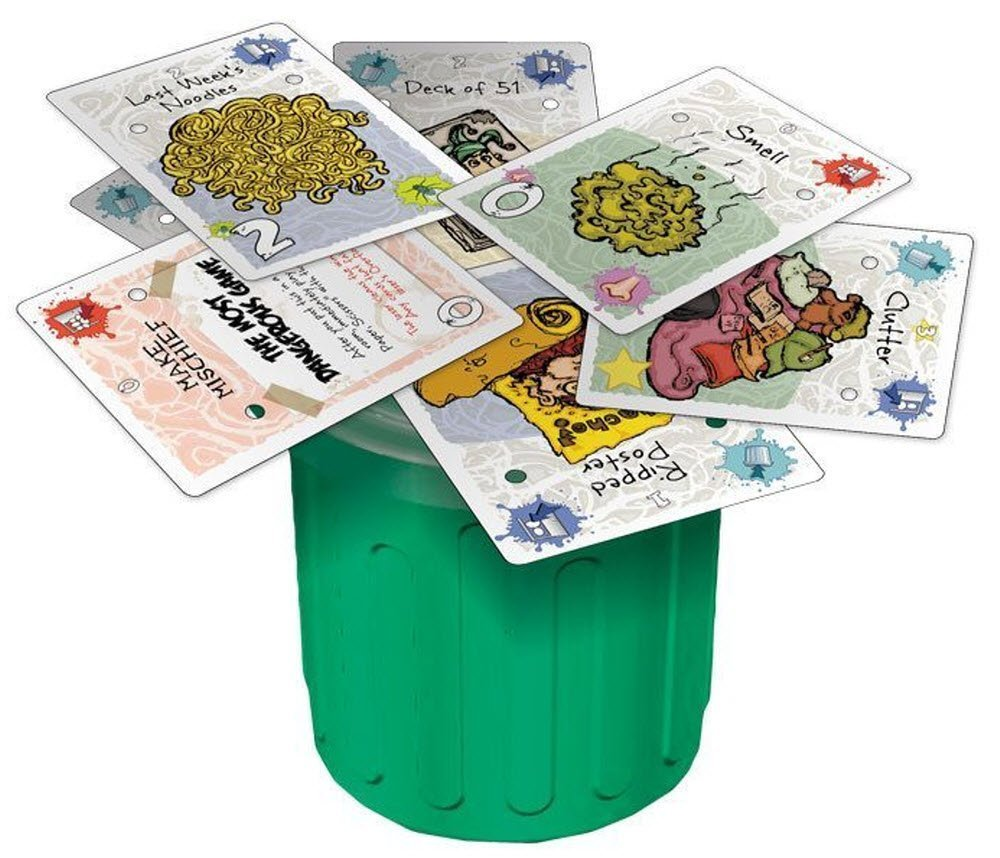 Garbage Day Board Game by Mayday Games