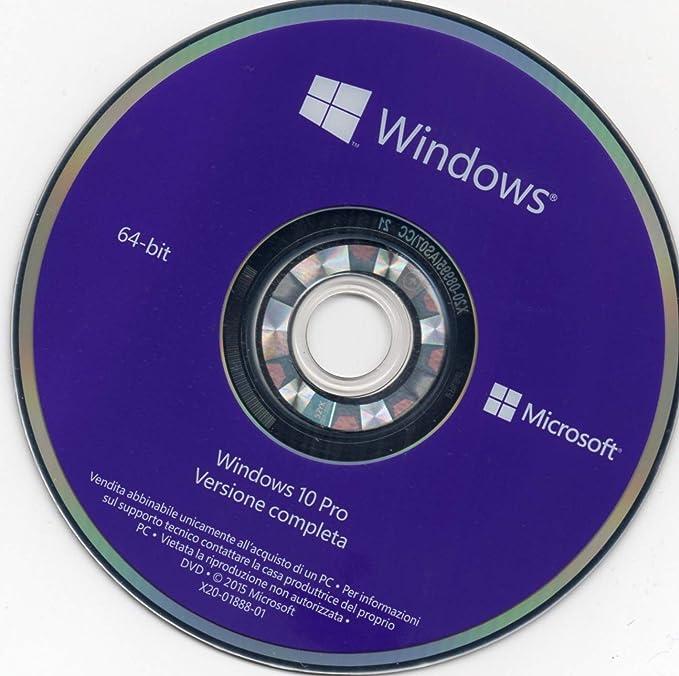 windows 10 pro download ita 32 bit