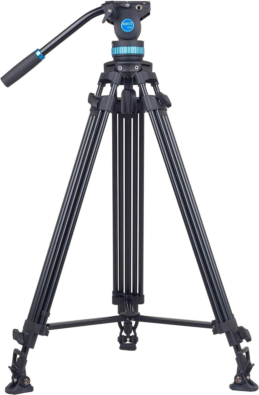 Sirui Sh 25 Broadcaststativ Starter Mit Videoneiger Kamera
