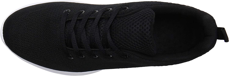 DAFENP Zapatillas de Running para Hombre Mujer Zapatos para Correr y Asfalto Aire Libre y Deportes Calzado Ligero Transpirable