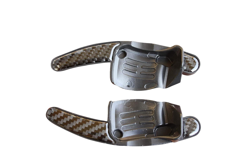Verl/ängerung Shift Paddle LED-Mafia 2X Schaltwippen DSG Carbon Optik