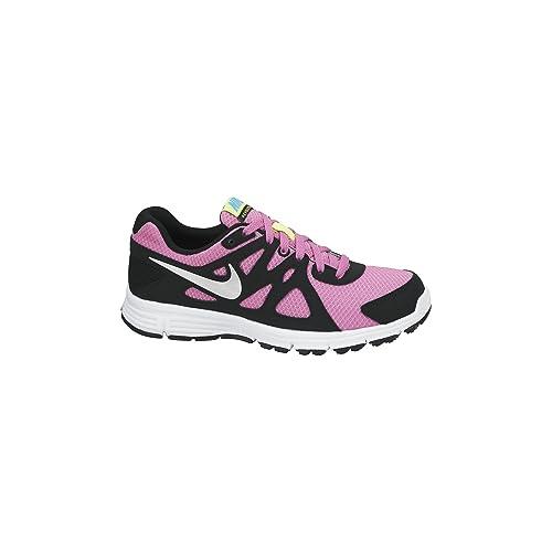zapatos nike mujer rosa