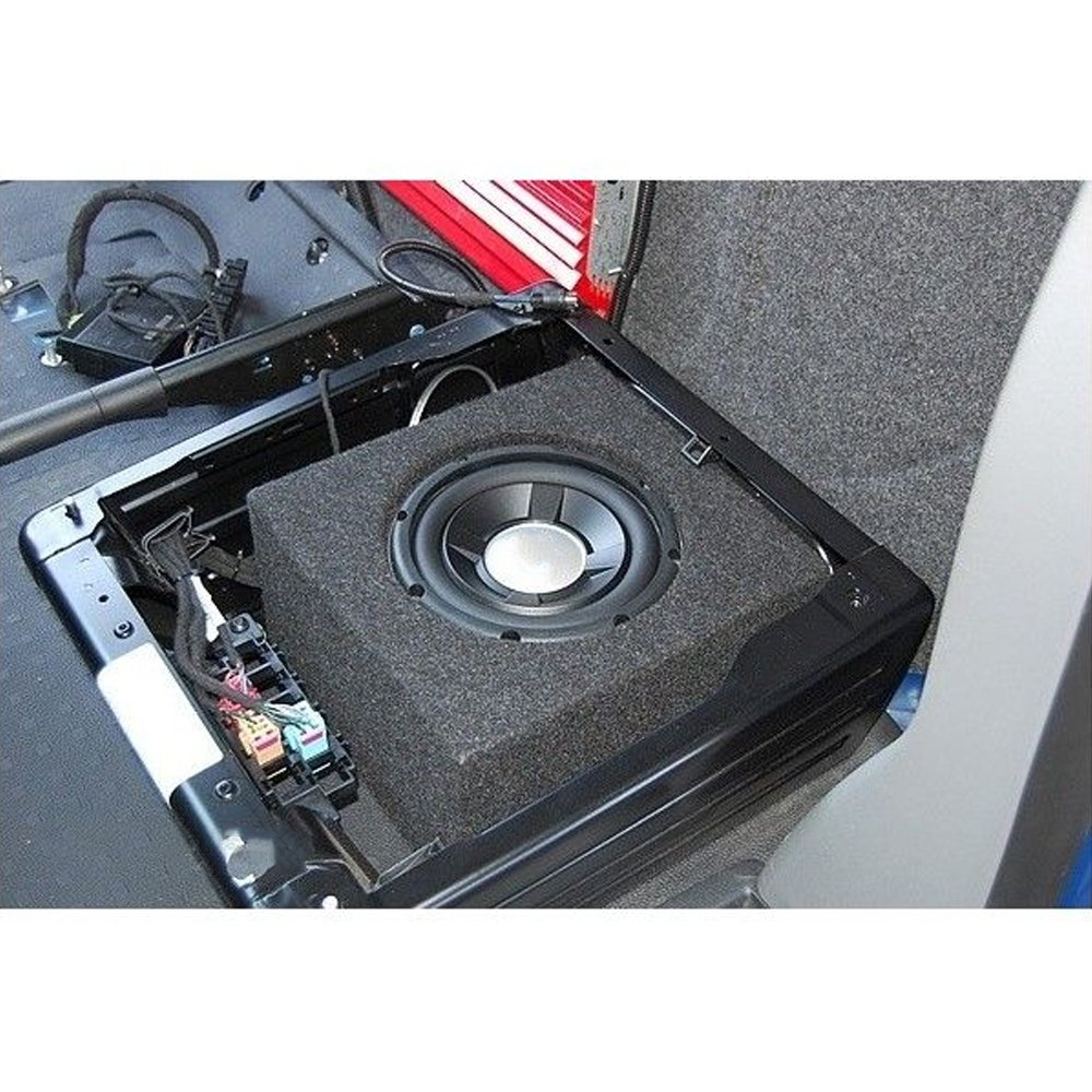 Custom Fit Subwoofer-Box Leergeh/äuse f/ür VW Transporter T5