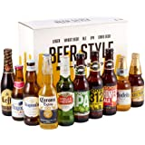 【WEB限定】輸入ビールスタイル別飲み比べ10本パック [ アメリカ 335ml×10本 ] [ギフトBox入り]