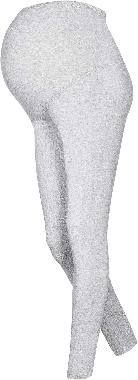 Winterhose Umstandsmode Schwangerschaftshose Umstandsleggings Warm DeDavide 2er Pack Winter Umstandsleggings