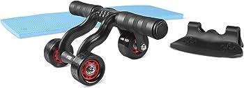 VIM Ab Roller w/Patented Triangular Design