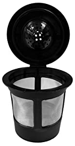 Reusable Coffee Filter for Keurig, Replacement for Cafe Cup, My K-Cup