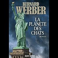 La Planète des chats (French Edition) book cover