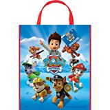"Large Plastic PAW Patrol Goodie Bag, 13"" x"