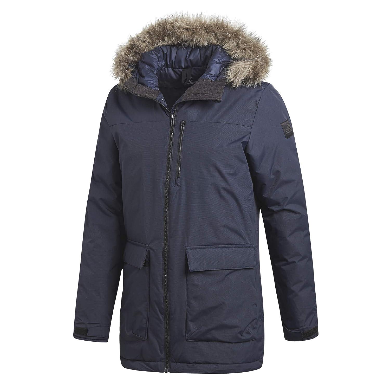 adidas Mens Xploric Parka Jacket: Amazon.co.uk: Clothing