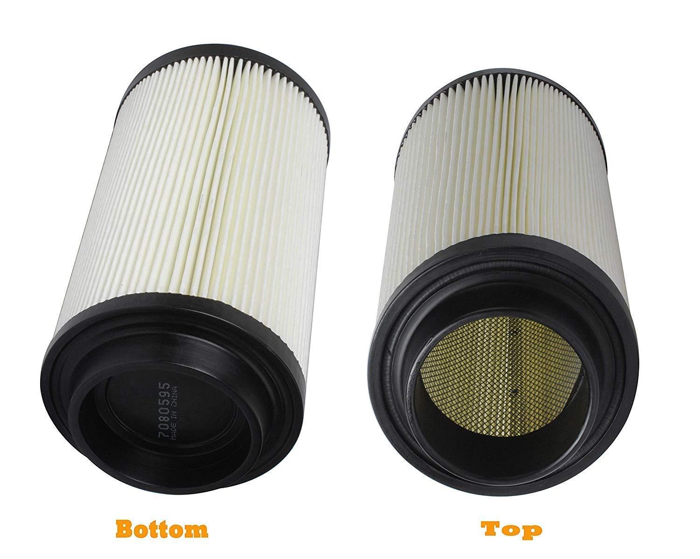 2520799 Oil Filter 7080595 Air filter for Polaris Sportsman 2530009 Inline Fuel Filter Magnum Scrambler 400 500 550 570 600 700 800 850 Trail Blazer 715900422 Oil Change Kit