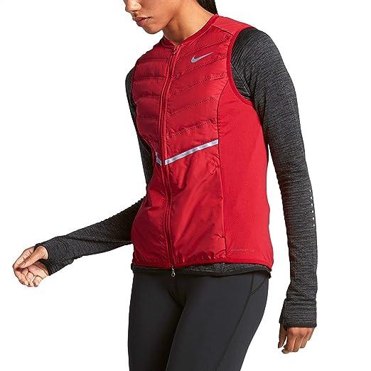 df2de97cc215 Amazon.com  Nike AeroLoft Women s Running Vest  Sports   Outdoors