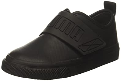 10a78db858 PUMA Unisex El Rey Fun Black