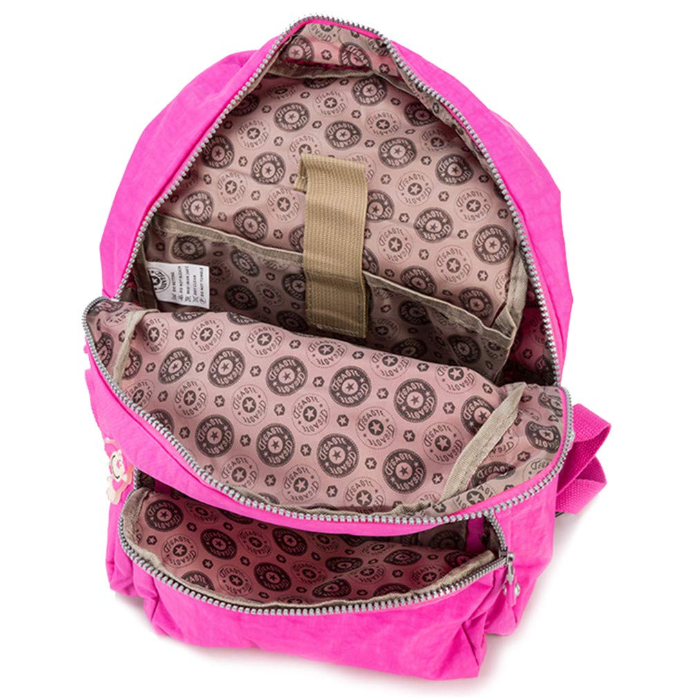 Amazon.com: ZFJQUS Small Backpack for Teenage Girls Women ...