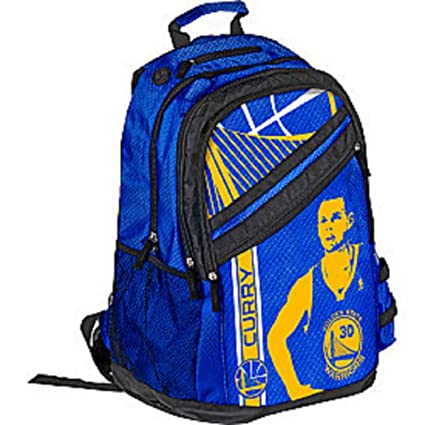 NBA Stephen Curry Golden State Warriors Elite mochila